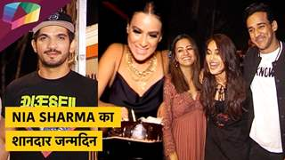 Nia Sharma's Birthday Bash | Ravi, Arjun, Anita, Surbhi & More