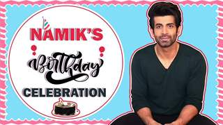 Namik Paul's Birthday Celebration With India Forums
