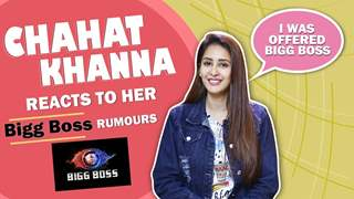 Chahat Khanna Reacts to Her Not Doing Bigg Boss | Prassthanam & more