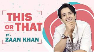 This Or That Ft. Zaan Khan |  Humari Bahu Silk