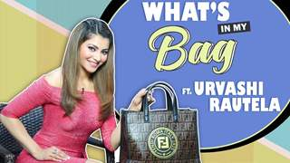 What's In My Bag With Urvashi Rautela | Bag Secrets Revealed