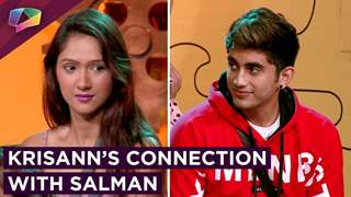 Krisann Feels A Connection With Salman | MTV Ace Of Space 2
