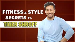 Tiger Shroff Reveals His Style And Fitness Choices | Rapid Fire