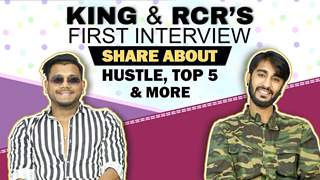 King And RCR Talk About Hustle, Competition, Raftaar, Nucleya & Raja's Support | MTV
