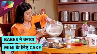 Babita भूल गयी Mini का जन्मदिन | बनाया Cake | Patiala Babes