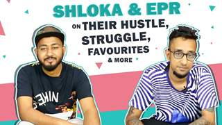 Shloka And EPR Share About Their Favourites, Competition & More | MTV Hustle