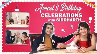 Avneet Kaur Celebrates Her Birthday With Siddharth Nigam | Exclusive