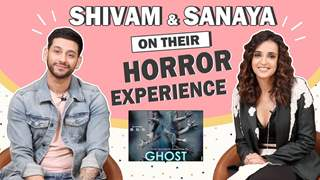 Sanaya Irani And Shivam Bhaargava Share Their Horror Experience | Ghost
