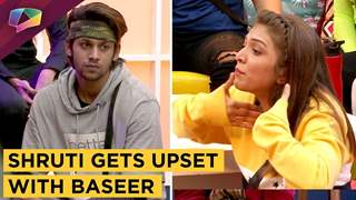 Shruti Sinha Gets Upset With Baseer Ali | MTV Ace Of Space 2