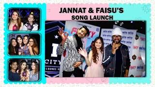 Jannat Zubair Rahmani, Mr. Faisu & Ramji's Song Launch   Ashnoor, Anushka, Reem, Nagma & More