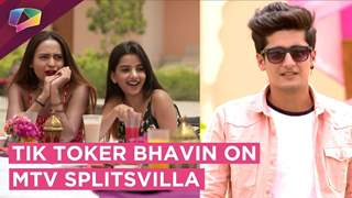 Tik Tok Star Bhavin Bhanushali On MTV Splitsvilla