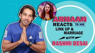 Arhaan Khan Reacts To His Marriage Rumours With Rashmi Desai | Sidharth & Rashmi's Love-Hate | Bigg Boss