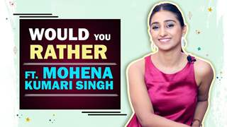Mohena Singh Plays Would You Rather With India Forums