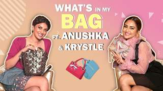 What's In My Bag Ft. Anushka Ranjan & Krystle D'Souza | Bag Secrets Revealed 60 views•Oct 18, 2019