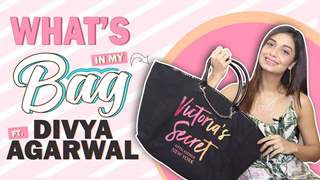 What's In My Bag With Divya Agarwal | Bag Secrets Revealed