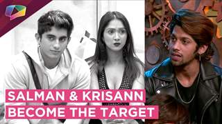 Salman And Krisann Get Questioned By Shruti & Others | MTV Ace Of Space 2