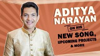 Aditya Narayan On His New Song, Indian Idol, Upcoming Projects & More
