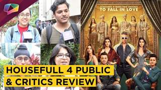 Housefull 4 Public And Critics Review | Akshay Kumar | Kriti Sanon