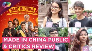 Made In China Public And Critics Review | Rajkummar Rao | Mouni Roy