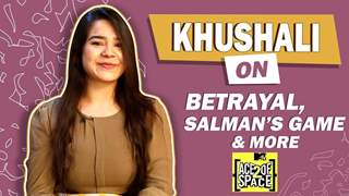 Khushali Vyas On Betrayal, Her Exit, Shruti, Salman, Baseer's Game & More | MTV Ace of space 2