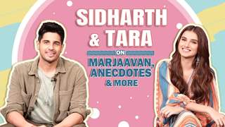 Tara And Siddharth On Working Together, Anecdotes, Sign Language & More | Exclusive