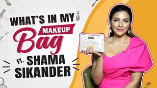 WHATS IN MY MAKEUP BAG FT. SHAMA SIKANDER