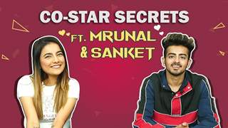 Mrunal Panchal And Sanket Mehta Reveal Fun Co-Star Secrets About Ishq Saaf