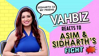 Vahbiz Dorabjee Reacts To Asim Riaz and Sidharth Shukla's Fight | Bigg Boss 13