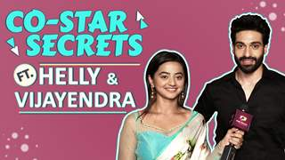 Helly Shah And Vijendra Kumeria Reveal Each Other's Co-Star Secrets