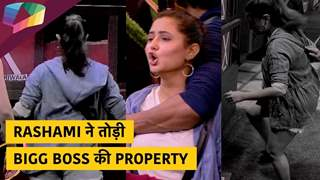 RASHAMI ने तोड़ी Bigg Boss की property | Sidharth V/S Asim | Bigg Boss Update