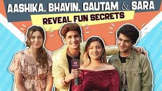 Aashika, Bhavin, Gautam & Sara Reveal Some Foodie Secrets & More