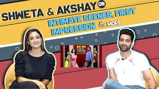 Shweta Tiwari And Akshay Oberoi Share Some Fun Secrets | Hum, Tum & Them
