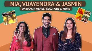 Nia Sharma, Jasmin Bhasin & Vijayendra Kumeria Talk About Naagin Memes, Reactions & More