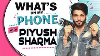What's On My Phone With Piyush Sharma | Phone Secrets Revealed | MTV Splitsvilla