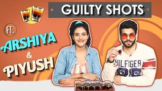 Guilty Shots Ft. Piyush And Arshiya | Spicy Secrets Revealed | MTV Splitsvilla