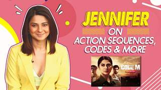 Jennifer Winget Talks About Action Packed Sequences In Code M & More
