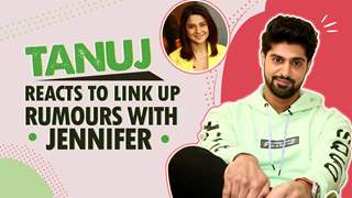Tanuj Virwani Reacts To His Link Up Rumours With Jennifer | Code M & More