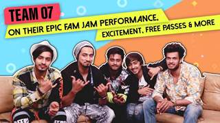 Team 07 Talks About Their Epic Fam Jam Performance, Free Passes & More