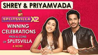 Shrey And Priyamvada On Winning Celebrations | Ashish & Miesha's Powers & More | MTV Splitsvilla