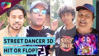 Street Dancer 3D Public Review | HIT OR FLOP? | Varun Dhawan | Shraddha Kapoor
