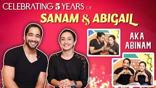 Sanam Johar And Abigail Pande Celebrate Their 5 Years Anniversary | Marriage Plans & More