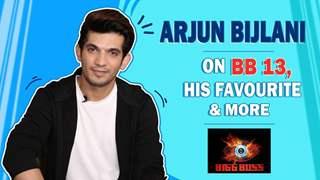Arjun Bijlani On BB 13, his favourite, Winner & More | Bigg Boss