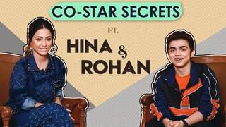 Hina Khan And Rohan Shah's Fun Co-Star Secrets Revealed | First Impression & More