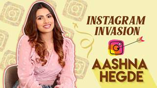 Instagram Invasion Ft. Aashna Hegde | Fun Secrets Out | India Forums