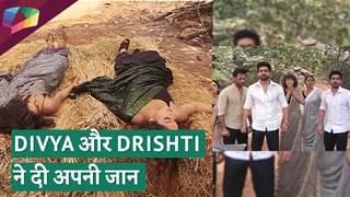 Divya और Drishti ने दी अपनी जान | Divya Drishti | Star Plus