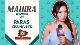 Mahira Sharma On Paras Kissing Her, Relationship & More | Bigg Boss 13