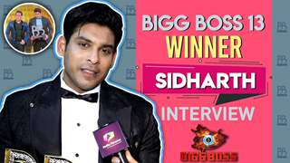 Sidharth On His Journey, Sidnaaz, Winning & More | Bigg Boss 13 Update