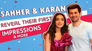 Karan Deol And Sahher Bamba Reveal Fun Secrets, First Impression & More