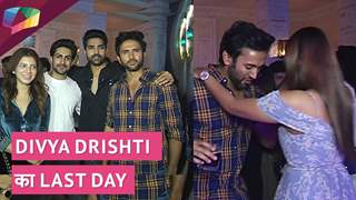 Divya Drishti का Last Day | Party, Dance और Celebration | Star Plus