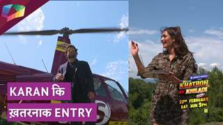 Karan Patel कि ख़तरनाक Entry | Khatron Ke Khiladi Update
